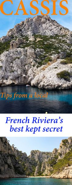 Cassis: one of the most beautiful places on the French Riviera. Travel tips from a local Provence girl