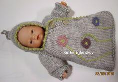 Little Babies 28 cm. Opskrift nr. 8