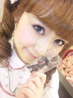 Twitter / sumire_princess: 真治さんのフック船長ストラップもよろしくねー(笑)そ ... http://twitter.com/sumire_princess/status/228078134216519681/photo/1