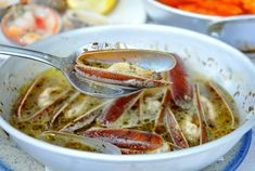 Σαγανάκι! 4 συνταγές  με θαλασσινά που θα σας ξετρελάνουν! Seafood Recipes, Cooking Recipes, Greek Beauty, Greek Cooking, Greek Recipes, Japchae, Thai Red Curry, Food And Drink, Vegan