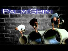 How to Palm Spin - Parkour Tutorial (+playlist)