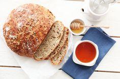 Eltefritt solsikkebrød - Trines matblogg