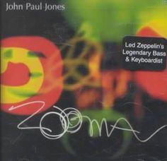 John Paul Jones - Zooma, Silver