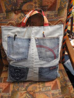 my bag was fun making it with10 pochets