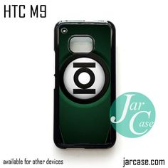 Green Lantern Suit YDP Phone Case for HTC One M9 case and other HTC Devices