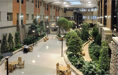 Another great hospital design - Henry Ford West Bloomfield Hospital