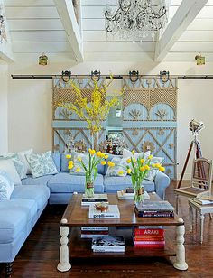 Great barn doors