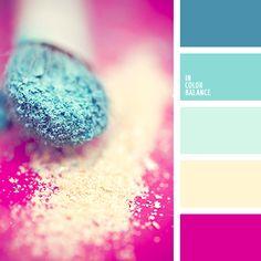 Цветовая палитра №1961