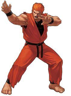 Ryo Sakazaki from The King of Fighters XII
