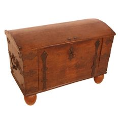18th-C. Danish Trunk