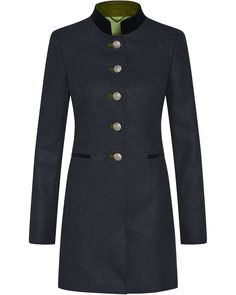 LODENFREY Trachten-Gehrock Historical Clothing, Fashion Outfits, Fashion Trends, Style Me, Coat, Life, Clothes, Executive Fashion, Frock Coat