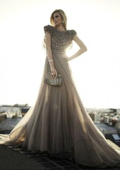 Trendy Fashion Long Dress