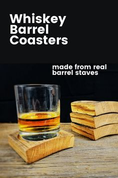 Our Whiskey Barrel Coasters make the perfect gift for him and are handcrafted from real whiskey barrel staves. They make the perfect unique gift that he can show off to his friends and actually use. Best Presents For Men, Unique Gifts For Him, Perfect Gift For Him, Bourbon Gifts, Whiskey Gifts, Whiskey Barrel Bar, Best Bourbons, Good Whiskey, Man Cave Gifts