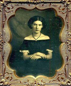Very fine Daguerreotype 1850's