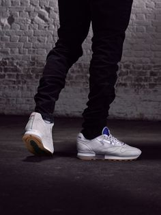 d54d8a61895 Releasing  Kendrick Lamar x Reebok Classic Leather Deconstructed - EU  Kicks  Sneaker Magazine