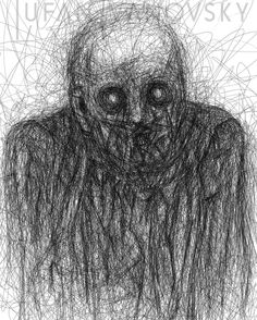 """cramped society"" - digital artwork"