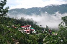 Travel Guide to India: LANSDOWNE, UTTRAKHAND
