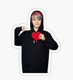 Jimin - Valentines Sticker