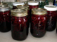 black raspberry jelly