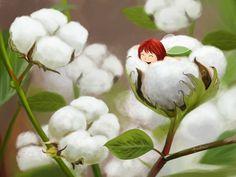 Cotton soft by Ansheen on DeviantArt