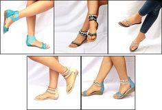 Las flip flops no son apropiadas para el uso diario. Sustitúyelas por sandalias planas si no te gustan los tacones!