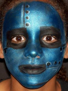 face painting robot - Google Search