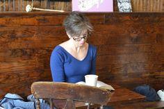 27 de mayo de 2014. Mujer que lee. http://wp.me/P2yR3G-Eg