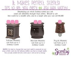 how to get wax out of scentsy burner
