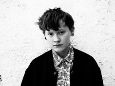 SOAK is an 18 year-old singer from Derry, Ireland with a stark and alluring sound.