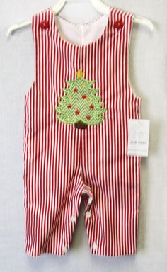 Carriage Boutiques Baby Infant Holiday Christmas romper outfit 6M 9M NEW