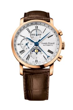 570efbdbd5c Louis Erard 80231OR01 Excellence Chronograph Best Seiko Watch