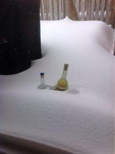 Canadian wine cooler. Also works for vodka. No kidding lol!