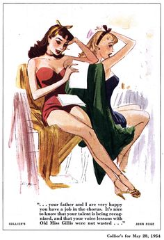 John Ruge Pattern Art, Pretty Pictures, Art Girl, Illustrators, Cool Girl, Pin Up, Disney Characters, Fictional Characters, Vintage Fashion