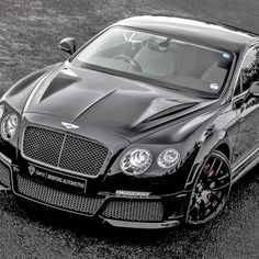 ONYX VX Concept Bentley Continental GT 2013