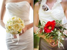 Bridal bouquet with peonies | Wedding bouquet with poppy and wooden elements | Nina Hintringer Photography - Wedding Inspirations: What Makes a Bridal Bouquet Beautiful? - www.ninahintringer.com