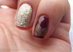 Nati testuje: Jesienny złoty liść...