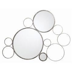Sheridan Antique Silver Mirror