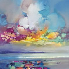 My solo exhibition at Morningside Gallery, Edinburgh starts on Saturday May Feel free to drop in any time up until I'll be there from for any questions, or to get… Abstract Landscape Painting, Seascape Paintings, Landscape Art, Landscape Paintings, Abstract Art, Diy Canvas Art, Watercolor Art, Watercolor Sunset, Beach Art