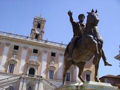 Marco Aurelio Statue