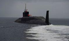 Noticia Final: Rússia Lança uma nova classe de Submarinos Borei-A...