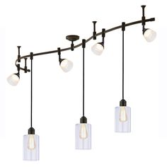 Minka Lavery Five Light Track Kit Kitchen Elements Pinterest Lighting Kits And Lights