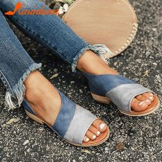 END GAME Fashion Party Slippers Women Summer Shoes Yellow Black Flat with Slides Female Sandals Shoes Size 34-43