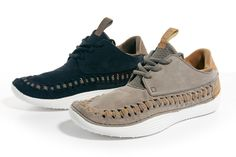 Nike Solarsoft Moccasin Woven ... After the sleeper hit that was the Nike Roshe Run, ...