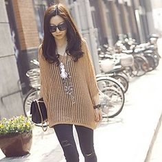 Girl's Batwing Hook Flower Mesh Loose Knit Smocked T Shirt Tops Blouses Sweater Outfits, Cute Outfits, Legging Outfits, Blouses For Women, Sweaters For Women, Knitted Coat, European Fashion, Pulls, Crochet