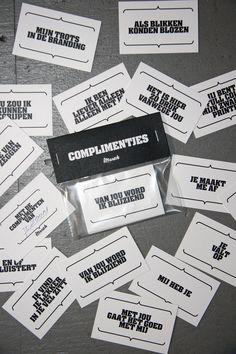 complimentjes-kaartjes! :-)