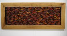 033 - Rhythms In nature, Autumn - Louise Oppenheimer Tapestry