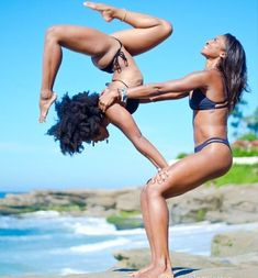 For Two: The Beauty of Acro-Yoga Acro-yoga poses to inspire you.Acro-yoga poses to inspire you. Couples Yoga Poses, Acro Yoga Poses, Yoga Poses For Two, Hatha Yoga, Partner Yoga Poses, Yoga Moves, Iyengar Yoga, Yin Yoga, Yoga Inspiration