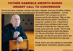 CATHOLICITYBLOG: Soon We will Have Great Happenings: Father Gabriele Amorth