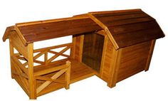 Barn Dog House | Free Shipping | Pet Possibilities