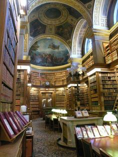 Bibliotheque de l'Assemblee Nationale, Paris.